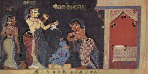 Meister der Bhâgavata-Purâna-Handschrift - The Yorck Project 10.000 Meisterwerke der Malerei. DVD-ROM, 2002.